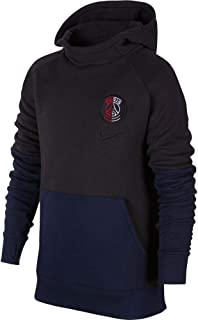 2019-20 PSG Youth Fleece Hoddie - Black YM