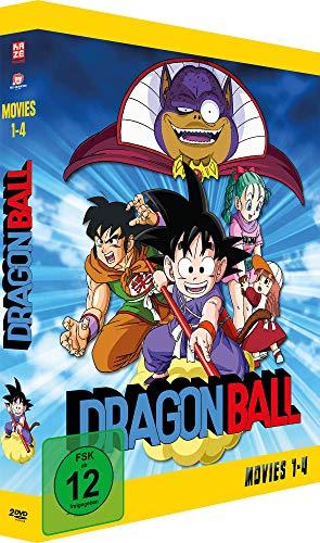 Dragonball - Movies - Gesamtausgabe - [DVD] Relaunch