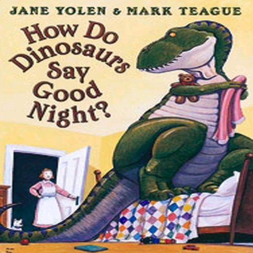 How Do Dinosaurs Say Good Night? cover art