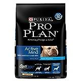 Pro Plan Comida para Perro Active Mind con Optiage, color Azul, Razas Pequeñas