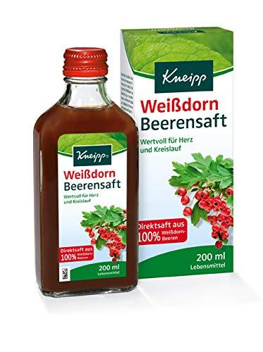 Kneipp Weißdorn Beerensaft, 2er Pack (2 x 200 ml)