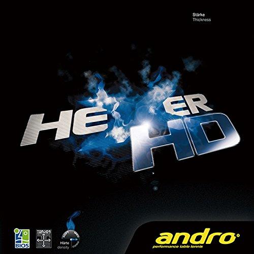 ANDRO Hexer HD, TT-Belag, NEU, inkl. Lieferung