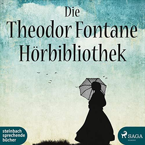 Die Theodor Fontane Hörbibliothek audiobook cover art