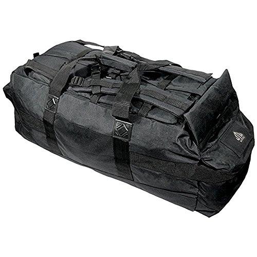UTG volwassenen veldtas Ranger Field Bag rugzak, zwart, 90 x 36 x 6,5/M