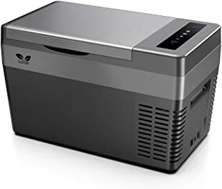 25L 車載冷蔵庫 F40C4TMP 【ドイツのコンプレッサー技術】 -22℃~10℃ 急速冷凍 AC/DC電源対応 ポータブル冷蔵庫 冷凍庫 12V 24V アウトドア 大容量 静音 ACコード・DCコード・取扱説明書付き