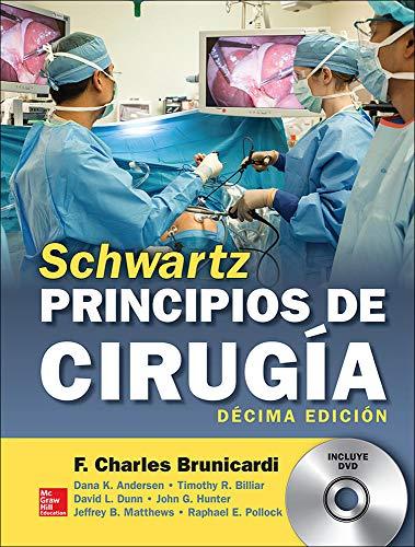 PRINCIPIOS DE CIRUGIA SCHWARTZ