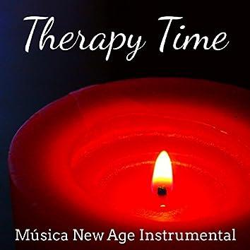 Therapy Time - Música New Age Instrumental para Estudiar Biorretroalimentación Técnicas de Meditación con Sonidos de la Naturaleza Binaurales