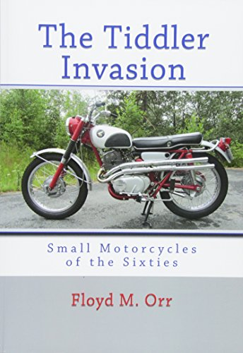 The Tiddler Invasion: Small Motorcycles of the Sixties