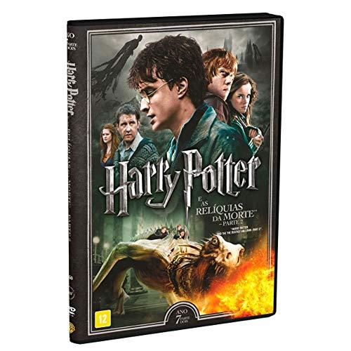 Harry Potter E As Reliquias Da Morte P2 [DVD]