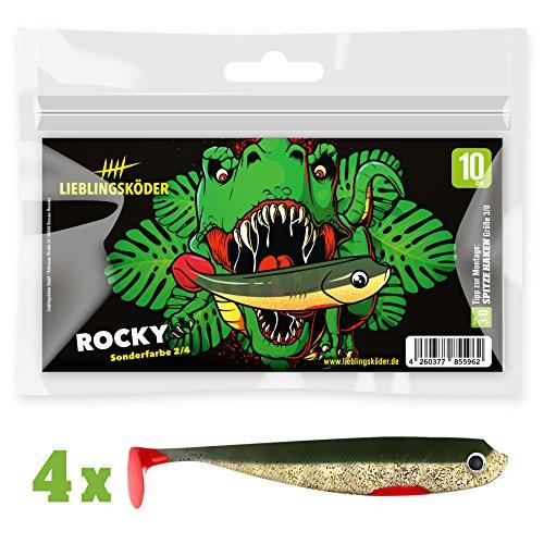 Lieblingsköder Gummifisch Rocky 10cm