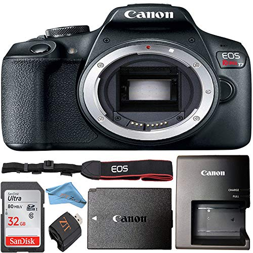 Purchase Canon EOS Rebel T7 24.1MP Digital SLR Camera Retail Packaging Bundle (Body Only)
