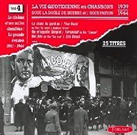 Chansons Sous L'occupation Vol
