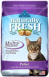 Blue Naturally Fresh Pellet Cat Litter 14lb 2 Pack