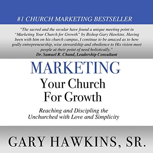 Marketing Your Church for Growth cover art