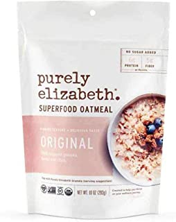 Original Superfood Oats 10 oz (Pack of 6), New Type