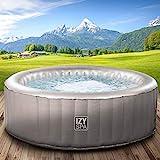 Whirlpool IZY Spa aufblasbar 3 Personen Ø165x70cm 105 Massagedüsen Heizung