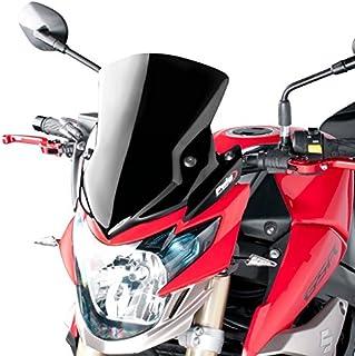 Xigeapg Moto Pare-Brise et Le Pare-Brise Le D/éFlecteur pour NMAX155 N-Max 125 NMAX 155 2016-2018
