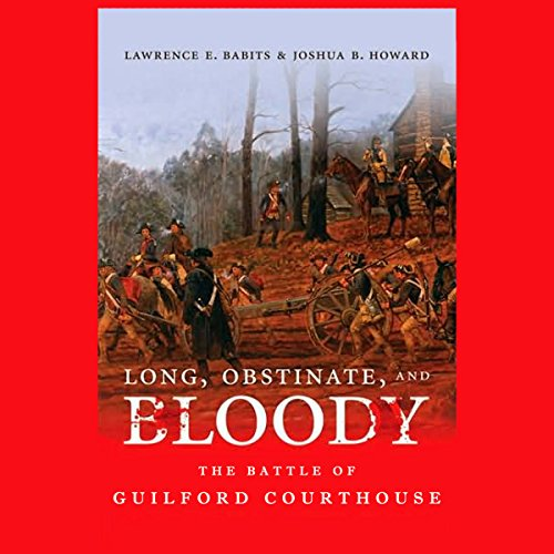 Long, Obstinate, and Bloody audiobook cover art
