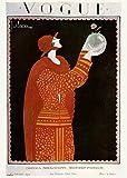 onthewall Vintage Vogue Cover September 1923Poster