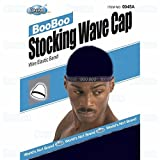 Dream, Boo Boo STOCKING WAVE CAP, Wire Eastic Band (Item #045 Navy)