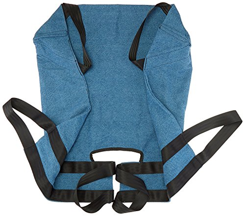 Sammons Preston Love Lift, Two-Person Medical Transfer Belt, Lifting Aid for Transfers, Secure & Safe Lift for Elderly, Handicapped, & Disabled, Heavy Duty Transfer Belts