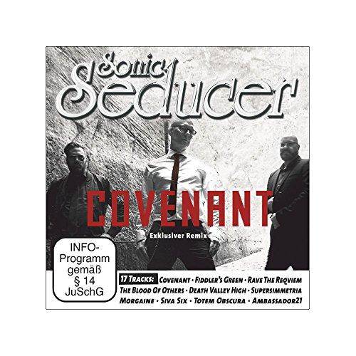 Sonic Seducer 11-2016 mit Deine Lakaien Titelstory + 2 CDs, darunter eine exkl. EP von Subway To Sally & Lord Of The Lost mit Coverversionen von NIN & Nick Cave, Bands: Depeche Mode, Korn, ASP u.v.m.