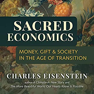 Sacred Economics cover art