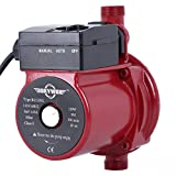 BOKYWOX 120W 110V Food Grade Automatic Booster...