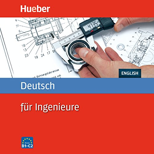 Deutsch für Ingenieure: English audiobook cover art