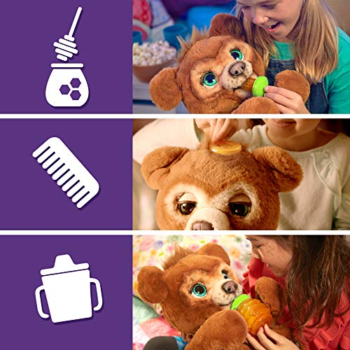 FurReal Cubby will be one of the top interactive stuffed animals this year
