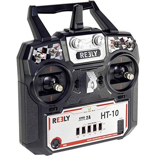 Reely HT-10 Hand-Fernsteuerung 2,4 GHz Anzahl Kanäle: 10 inkl. Empfänger
