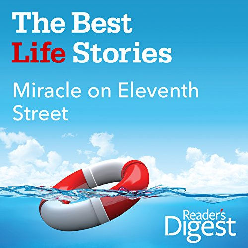 Miracle on Eleventh Street audiobook cover art