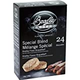 Bradley Smoker Special Blend Bisquettes 24-Pack Camping,Hiking,Travel