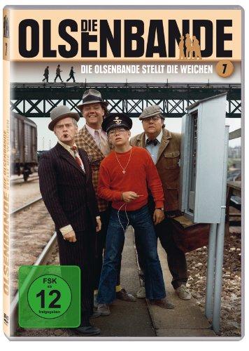 Die Olsenbande stellt die Weichen (HD-Remastered) - (7)