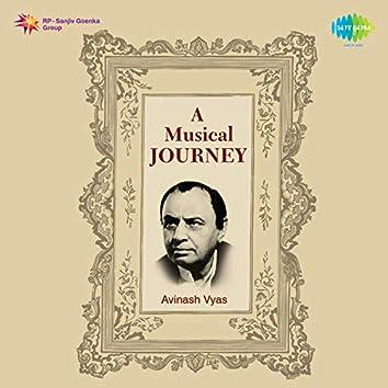 A Musical Journey Avinash Vyas