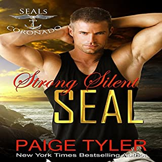 Strong Silent SEAL audiobook cover art