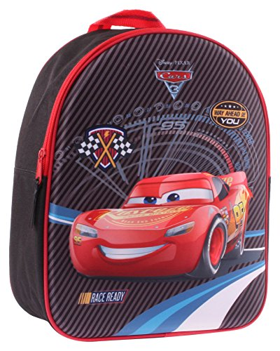 Disney 760-7931 Cars Speed Up 3D Junior Rucksack, 31 cm