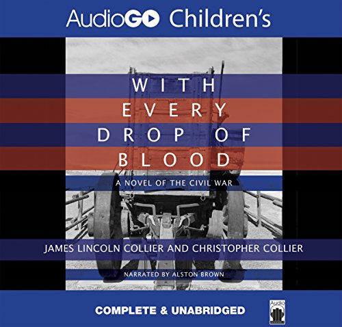 With Every Drop of Blood audiobook cover art