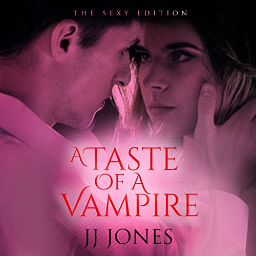 A Taste of a Vampire audiobook cover art