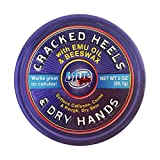 BLUE GOO Cracked Heels & Dry Hands Skin Softener for Dry Feet, Hands,...