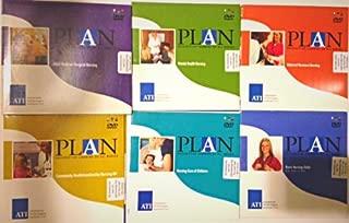 ATI. PLAN. Six Topic DVD Nursing Set (Basic Skills, Leadership and Management, Mental Health, Maternal Newborn, Care of Children, Adult Medical-Surgical)
