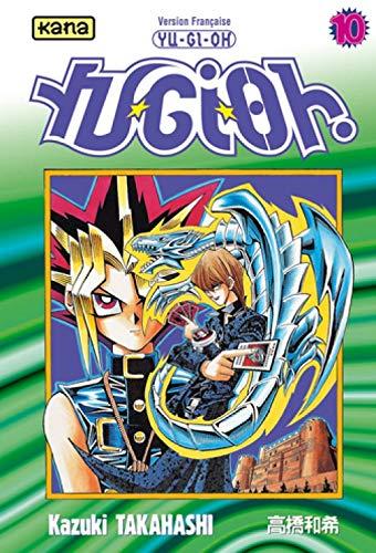 Yu-Gi-Oh ! Tome 10