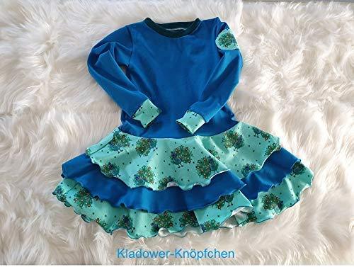 Stufenkleid Drehkleid- Kleid