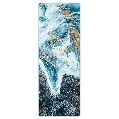 Toallas de Yoga 68x188cm Absorbente Atrapamiento de Yoga Antideslizante Toalla de Estera con Toalla de Punto de Agarre Toalla de Toalla Deportes Toalla de Secado rápido (Color : 2)