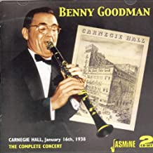 Best benny goodman at carnegie hall Reviews