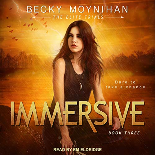Immersive Audiobook By Becky Moynihan cover art