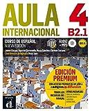 Aula internacional nueva edición 4 (B2.1): Libro del alumno + MP3-CD + Premium