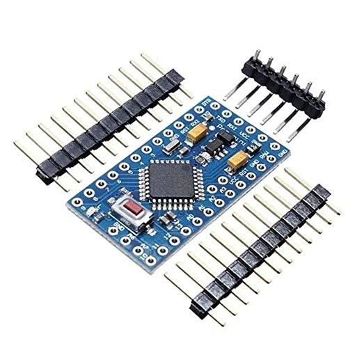 Entwicklungs-Board Kann die Verwendung for Arduino-Boards, ATMEGA328 328P 5V 16MHz Pro Mini PCB-Modul-Brett sein