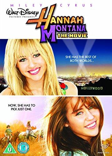 Hannah Montana: The Movie [DVD] [PAL]