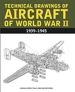 Aircraft Anatomy of World War II / Technical Drawings of Aircraft of World War II: 1939-1945
